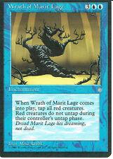MAGIC THE GATHERING ICE AGE BLUE WRATH OF MARIT LAGE