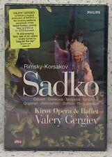 Rimsky-Korsakov Sadko (Dvd, 2006) Valery Gergiev Kirov Opera & Ballet