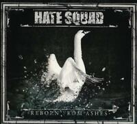 HATE SQUAD - REBORN FROM ASHES   CD NEU