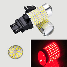 Parking Light T25 3057 3157 4157 144 SMD Red LED Light K1 For Plymouth AE