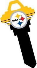 NFL Schlage Key Blank, Pittsburgh Steelers, NEW