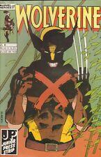 WOLVERINE JUNIOR PRESS STRIP 06 - (1991)