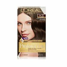 Loreal Paris Superior Preference Permanent Hair Color #5A MEDIUM ASH BROWN