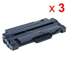 3x Dell Toner Cartridge for DELL 1130/ 1130N/ 1133/ 1135/ 1135N