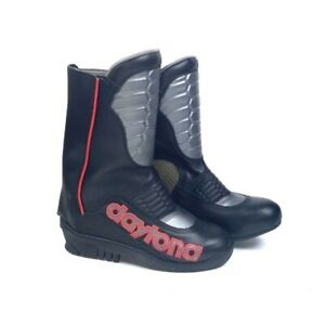 DAYTONA EVO SGP SPEEDWAY BOOTS OUTER ONLY VARIOUS SIZES & COLOURS BNIB