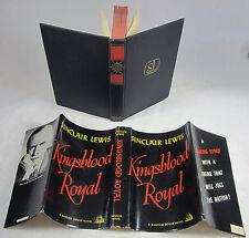 Kingsblood Royal by Sinclair Lewis New York 1947 Book Club Edition