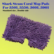 Coral Steam Mop Replacement Microfiber Pads For Shark S3501 S3601 S3901 S3550