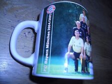 FC BAYERN MÜNCHEN 2004/2005 OFFICIAL CLUB MUG WITH OFFICIAL CLUB STICKER RARE***