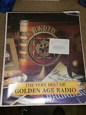The Very Best of Golden Age Radio-Amos & Andy, Jack Benny, etc~ 40 Cassettes