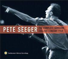 """Seeger, Pete""-Complete Bowdoin College Concert 1960 2Cd open"