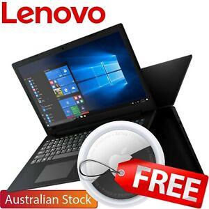 "Lenovo 15.6"" Laptop Ideapad V145 HD AMD A6-9225 8GB RAM 256GB SSD Win10 Home"