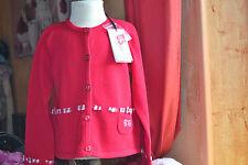 veste neuve tartine et chocolat 2 ans avec lien ecossais petit noeud 85 eur***