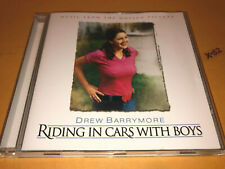 RIDING IN CARS WITH BOYS soundtrack CD Sonny & Cher Everly Brothers Cyndi Lauper