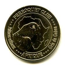 67 WEITBRUCH Perroquet Club, Gris du Gabon, 2008, Monnaie de Paris