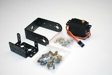 MG995 996 Servo PTZ Bracket 2 Degrees of Freedom Robotic Robot Accessories A120