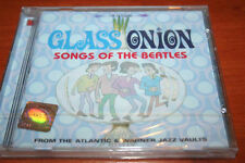 GLASS ONION Songs of the Beatles !!! VARIOUS ARTISTS JAZZ FUNK
