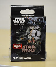 Star wars rogue one playing cards deck in Tin