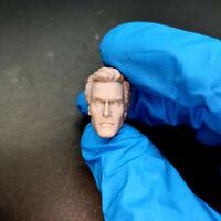 "Blank 1/12 Scale The Evil Dead Ashley Head Sculpt Unpainted Fit 6"" ML Figure"