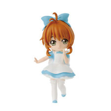 Card Captor Sakura 3'' Sakura in Alice Outfit Banpresto Prize Figure NEW