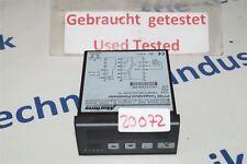 Martens PT100 Temperature Panelmeter  T9648-1-2R-AO-0-00