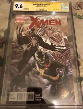 Wolverine&The X-Men 4 Venom Variant 1:50 HTF Rare SS by Jason Aaron