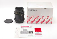 *Almost UNUSED IN BOX* MAMIYA K/L KL 180mm F/4.5 L-A Lens For RB67 RZ67 #JAPAN