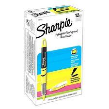 Sharpie Accent Liquid Pen Style Highlighter, Fl Yellow (SHP 1754463) - 12/pk
