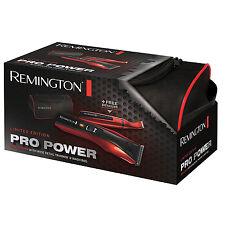 REMINGTON HC5357 Nero/Rosso Pro Power Hair Clipper REGALO CONFEZIONE CON GRATIS Detailer