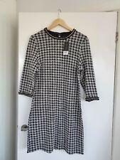 BNWT Dorothy Perkins check shift dress size 10