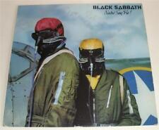 Black Sabbath vinyl LP album record Never Say Die! - Ex UK 9102751 VERTIGO.