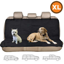 Dog Car Seat Cover Rear Bench XL for VAN SUV WaterProof Oxford Material Hammock