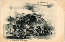 CPA  Le Creusot - Le Marteau-Pilon de 100 tonnes  (637974)