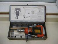 T&B Thomas & Betts 13642PF 12-Ton 750MCM Sta-Kon Hydraulic Swivel Crimper Head