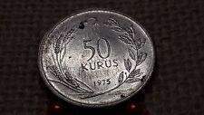 Turkey 50 kurus   1975