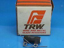 TRW IRC 5000 OHM 10 - 12 WATT NOS RESISTOR WIREWOUND METAL GLAZE  GUITAR AMP