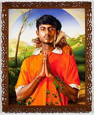 KEHINDE WILEY: The World Stage: India ~ Sri Lanka 2012 HC Book / Catalogue *NEW*