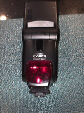 Canon 580EX Speedlight Flash AS IS
