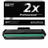 2x PRO Toner für Samsung Xpress M-2021-W M-2071-FW M-2070-W M-2071-HW M-2078-FW
