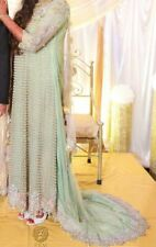 Pakistani Indian Stitched Wedding Dress Size (M) 2021 Style