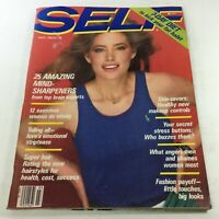VTG Self Magazine: March 1982 - Kelly Emberg Cover No Label/Newsstand