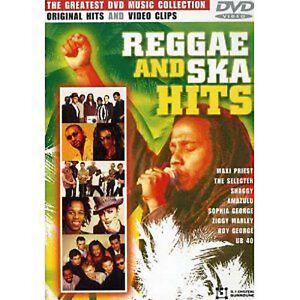Reggae & SKA Hits - Music DVD Various Artists - DVD NEW