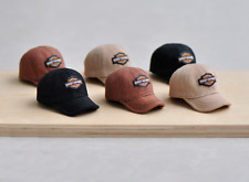 """1/6 Scale Soldiers Model Fashion Curved Brim Baseball Cap Hat 5 Styles F12"""" Body"""