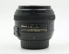 Nikon AF-S FX NIKKOR 50mm F/1.4G Standard Lens