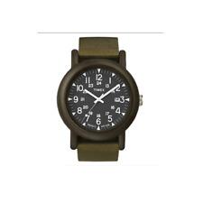 Orologio TIMEX mod.  CAMPER  ref. T2N363 Uomo solo tempo in resina INDIGLO