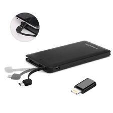 50000mAh Power Bank External UltraThin Portable USB Battery Charger For Phone UK