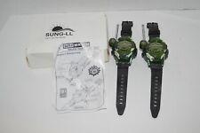 Super Watch Walkie Talkie 7 in 1 Watch-Walkie Talkie Toy set of 2