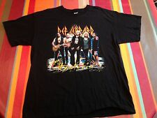 DEF LEPPARD Viva HYSTERIA  LAS VEGAS 2013 The Joint, NEW, Size XL  rock t shirt
