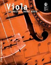 AMEB Viola Technical Workbook 2007 Current Edition **