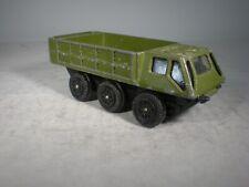 Dinky Toys Military Army Alvis Stalwart #682