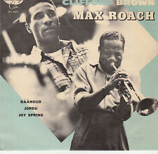 "Clifford Brown & Max Roach - Däähoud - 7""E.P. - Schweden"